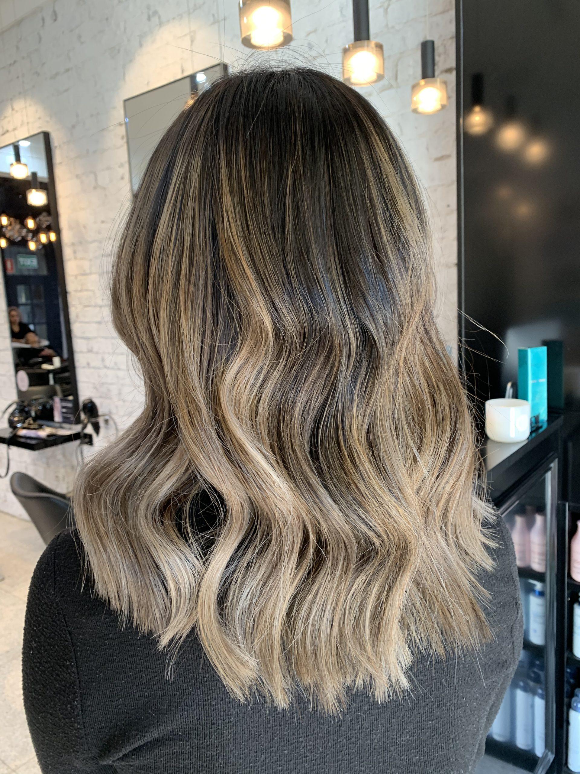 Balayage in Concord   Moda Hair